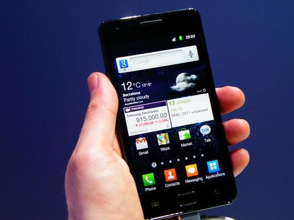 Uk Samsung Galaxy S2 Owners Get Android 4 1 Jelly Bean Update