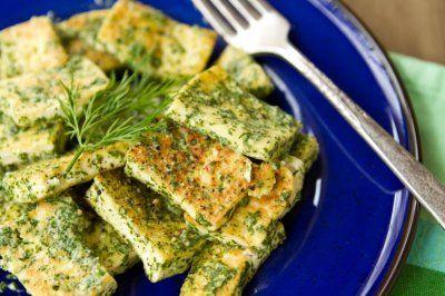 Easy lemondill tofu - Oh She Glows