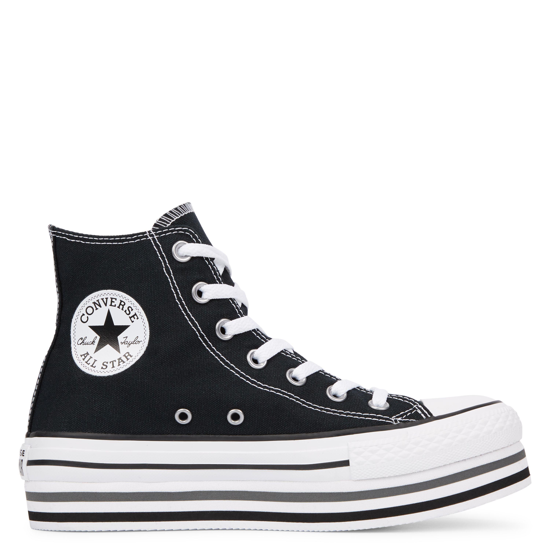 all star converse platform