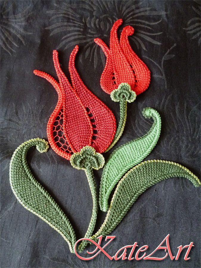 одноклассники | tejidos crochet | Pinterest | Crochet irlandés ...
