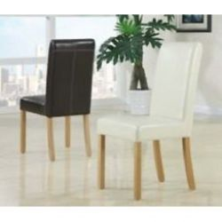 Leather Barcelona Ivory Leather Dining Chair With Light Oak Legs Magnificent Ivory Leather Dining Room Chairs 2018
