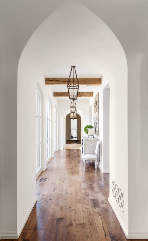 17 magnificent mediterranean hallway designs to navigate through your home - Landhauskchen Mediterran
