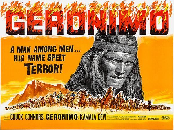 pelicula geronimo 1962 en español