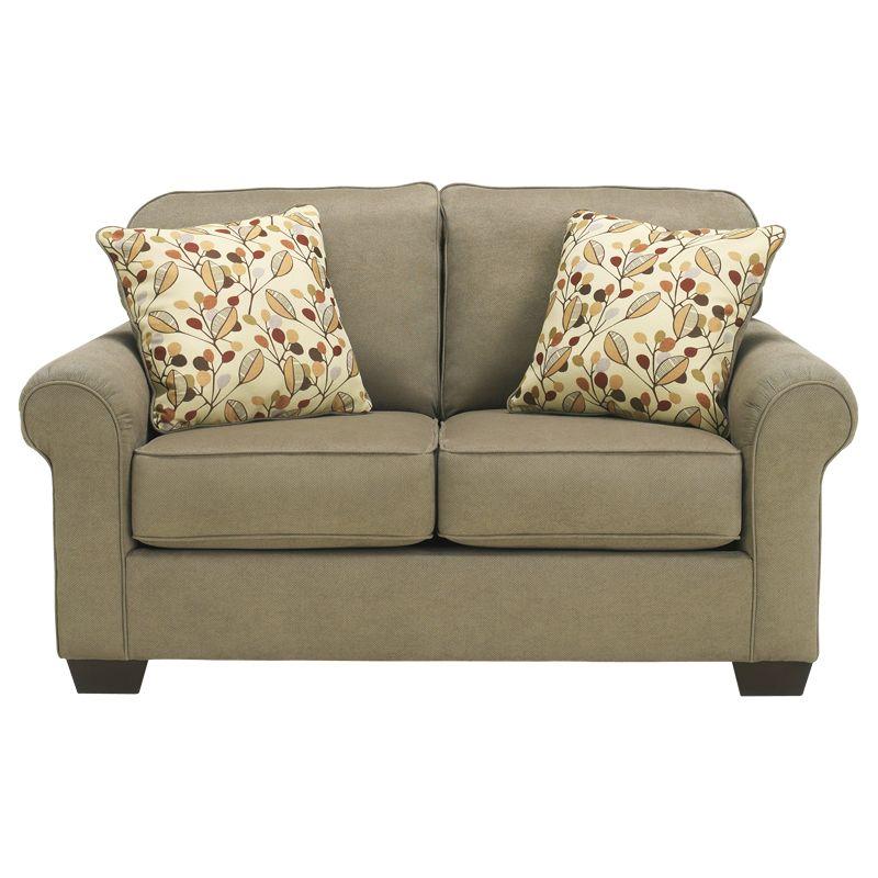 Danely Dusk Living Room Set From Ashley 35500: Sofa, Furniture, Bed Furniture