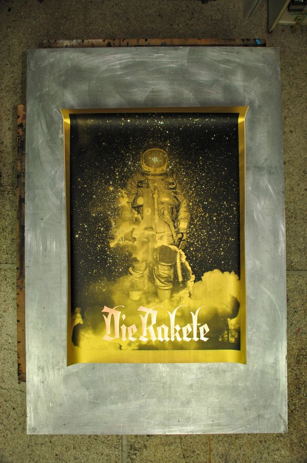 Die Rakete : tind