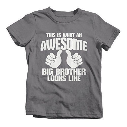 e45d07dd Awesome Big Brother T-Shirt - This Is What Awesome Big Brother Looks Like…