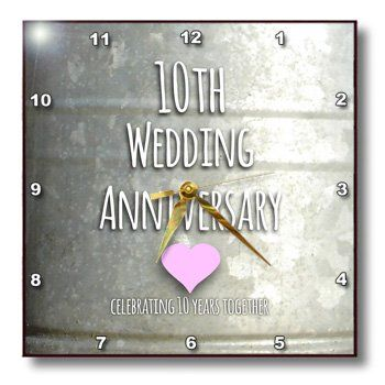 10th Wedding Anniversary wishes, quotes, messages | 10th ...