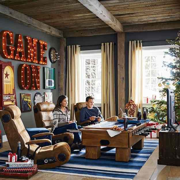 Rustic 15 Fun Room Ideas Living