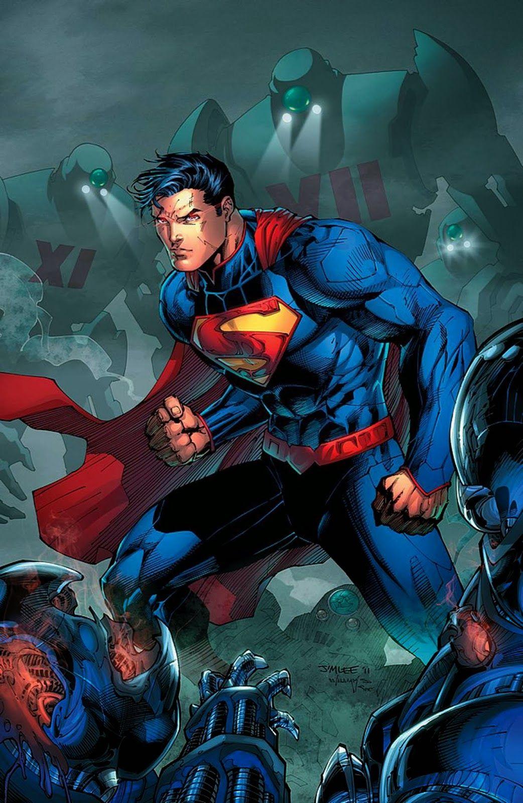 Aquila_della_notte Comics Collections: The NEW 52 Story: Superman [Parte 2]
