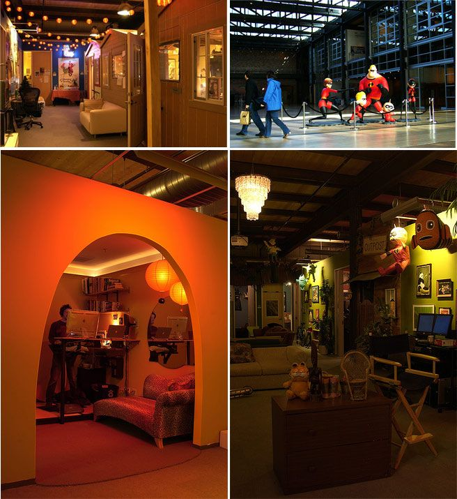 Creative offices amazing workplaces workplace spaces and office spaces