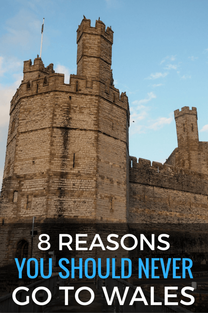8 Reasons Why You Should Never Visit Wales #visitwales
