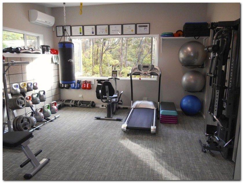 Best Home Gym Setup Ideas You Can Easily Build | Gym room ...