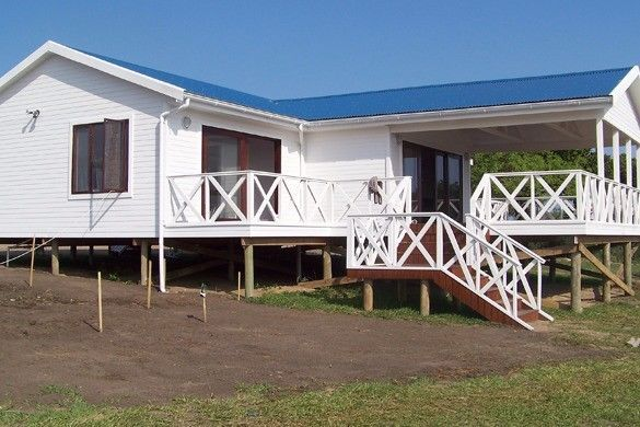 Dean S Quality Nutec Wendy Houses And Granny Flats For Sale At Affordable Prices In Kraaifontein Image 1 Wendy House House Granny Flat