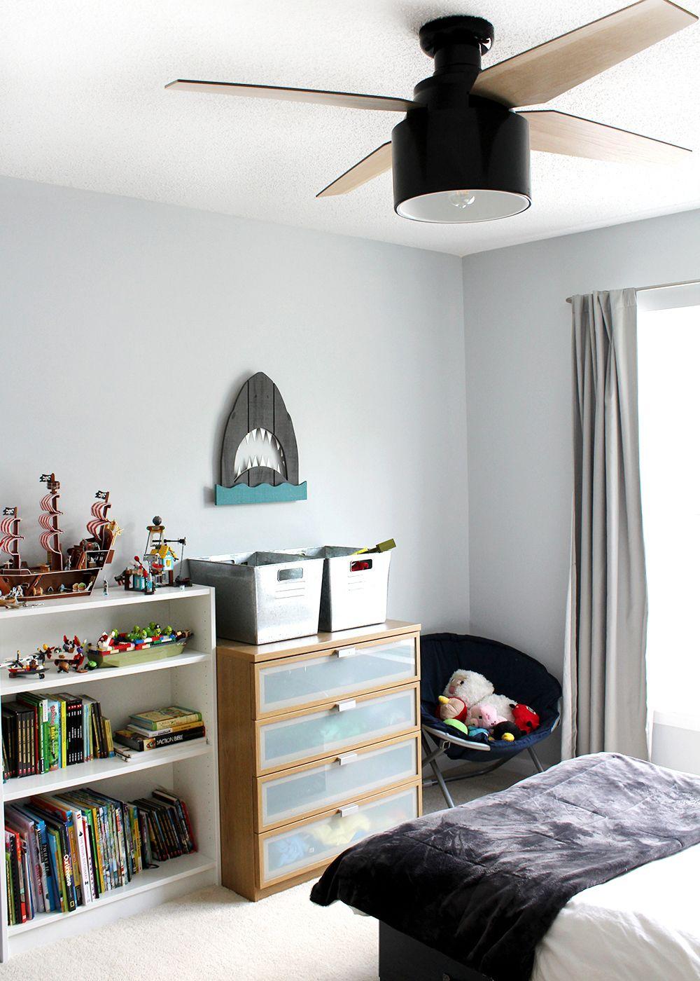 The Best 5 Blue Gray Paint Colors Boy room paint, Grey