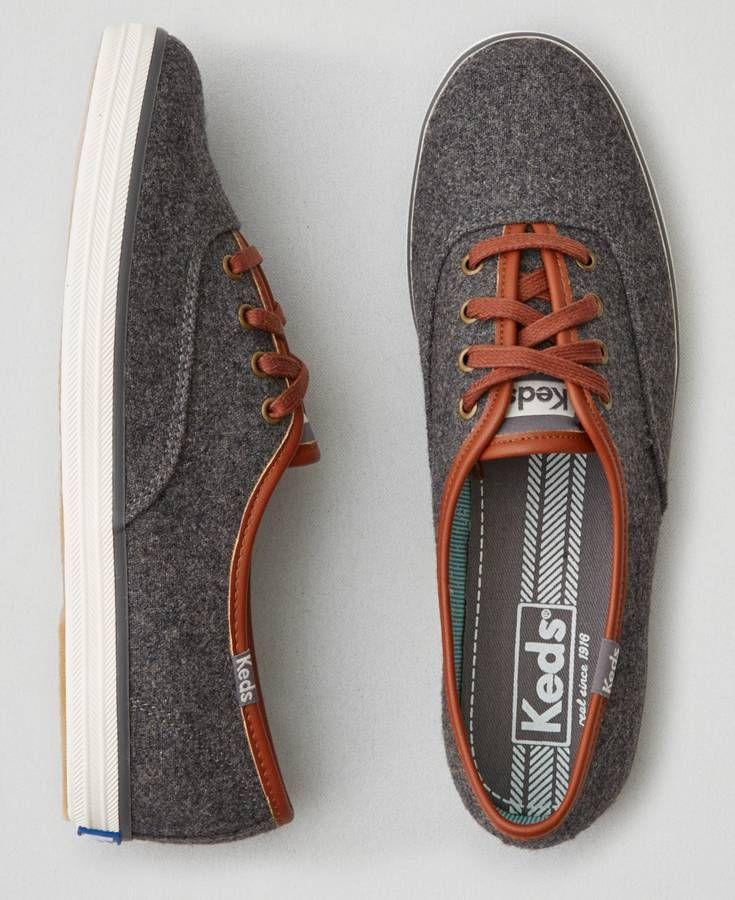 690957baec524 AEO Keds Champion Wool Sneakers
