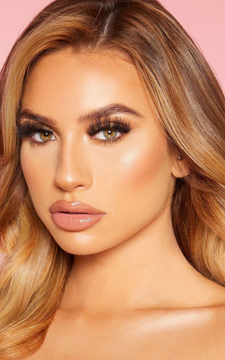 Prettylittlething X Tatti Lashes Girls Night Wispy Lashes Photoshoot Makeup Lashes