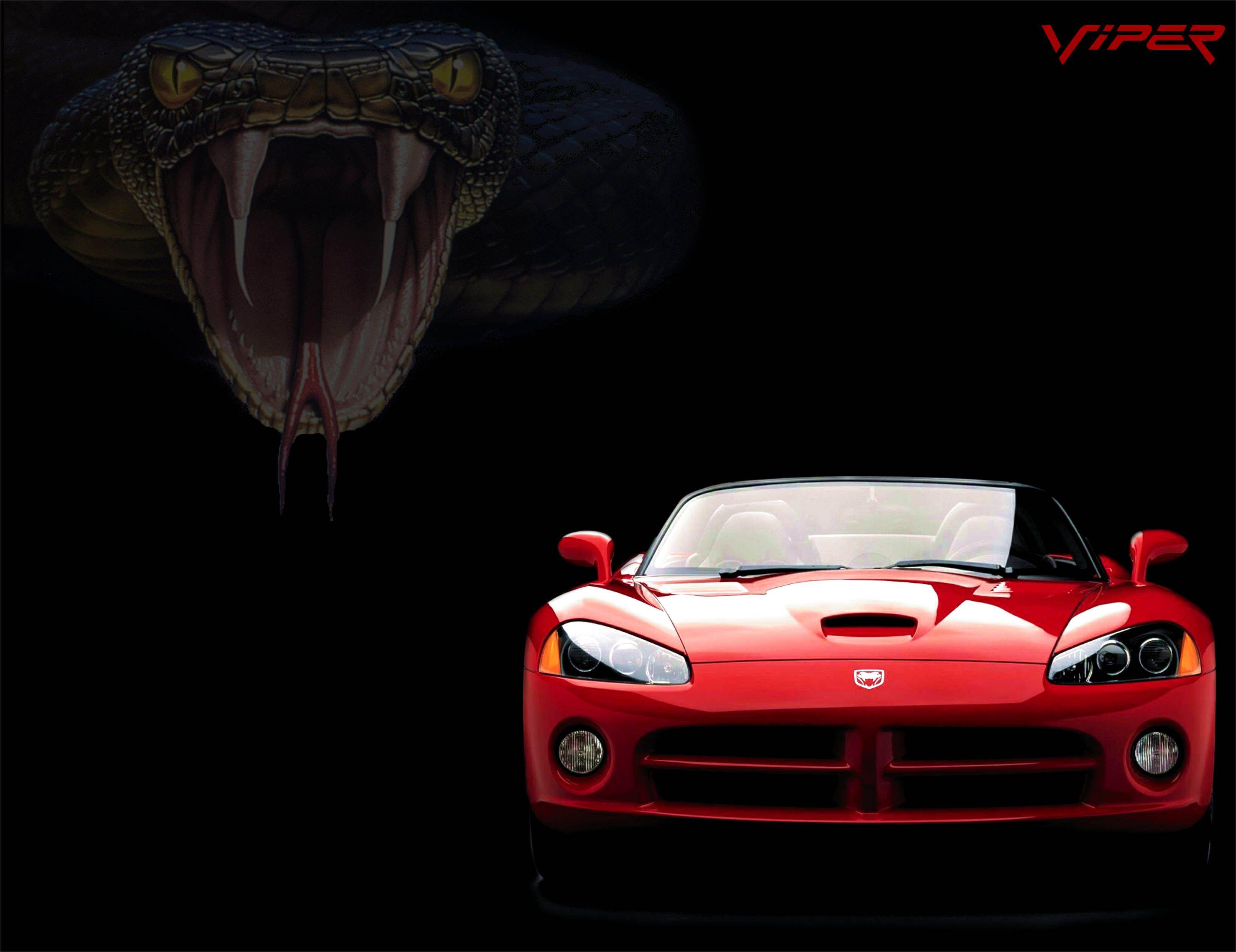 Dodge Viper ACR Front HD Wallpaper