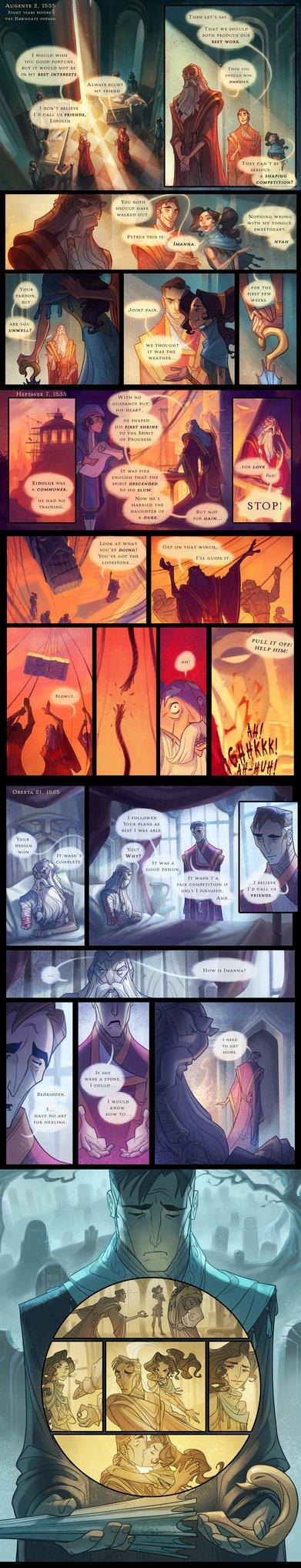 The Dawngate Chronicles - Prologue by nicholaskole