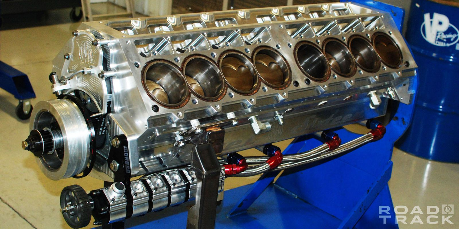 That Crazy 5000-hp, Quad-Turbo, 12.3-Liter V16 Is So Much More Than ...