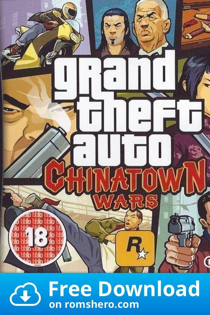 Download grand theft auto chinatown wars eu nintendo