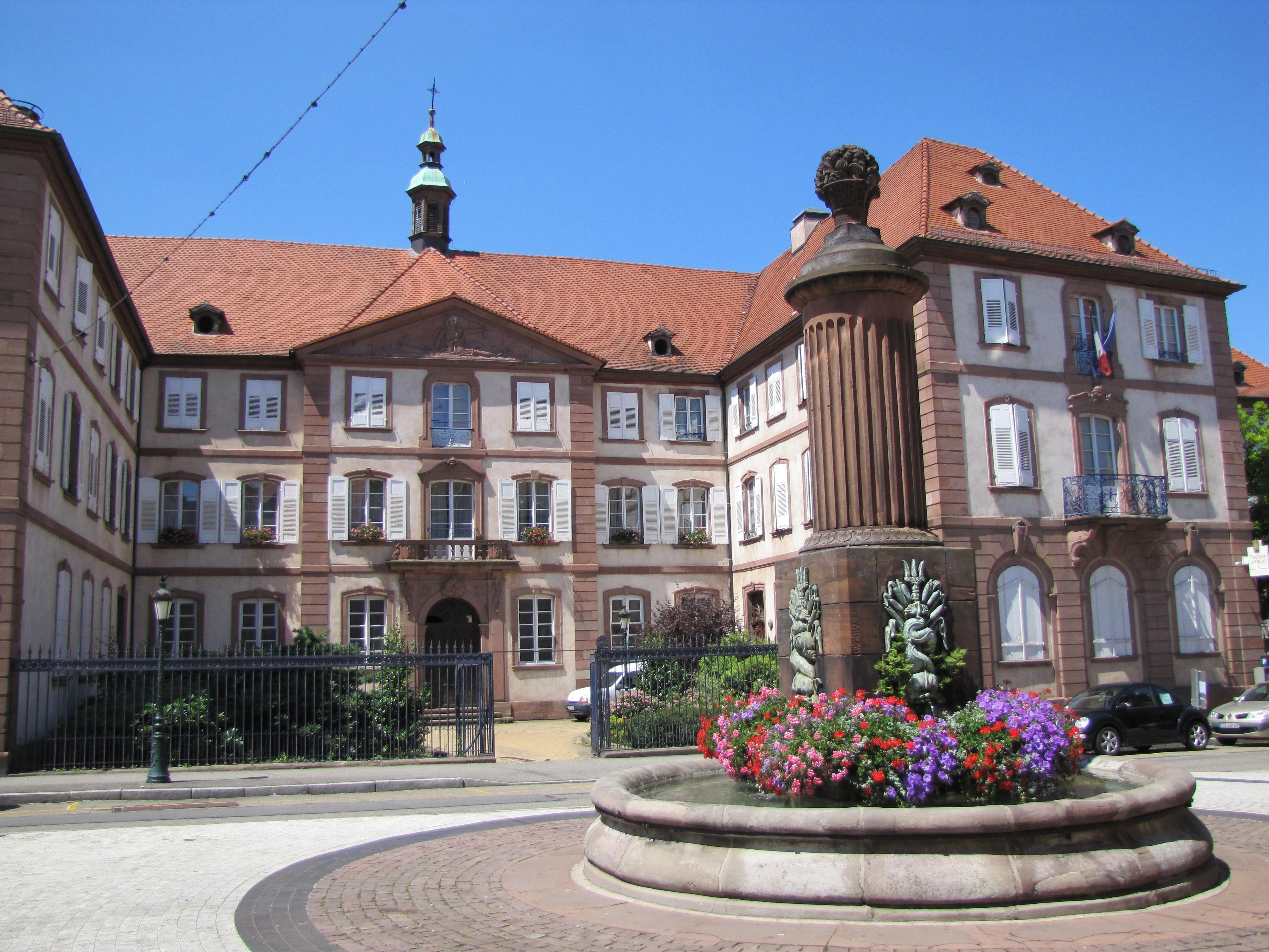 Haguenau Alsace France Grand Est Alsace
