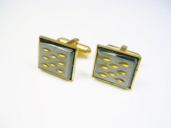 Vintage Sarah Coventry Tie Chain Tie Clip Men/'s Jewelry Formal Wear Wedding Groom Black Tie Event Groomsmen Gentleman Gift