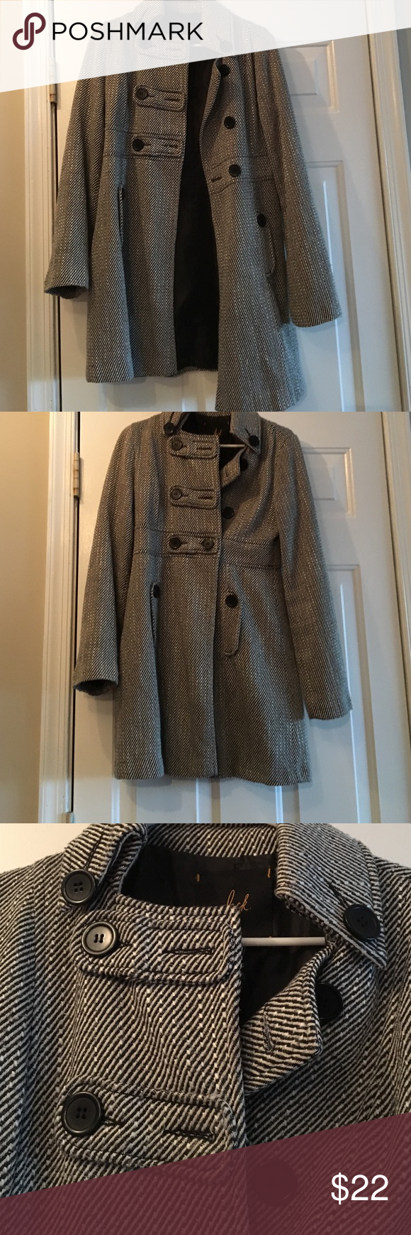 Jack by BB Dakota coat Adorable dress coat Jackets & Coats