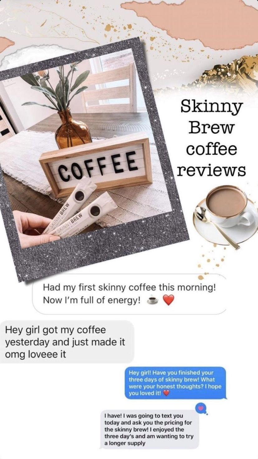 What is the Difference Between Skinny Brew and Keto Coffee