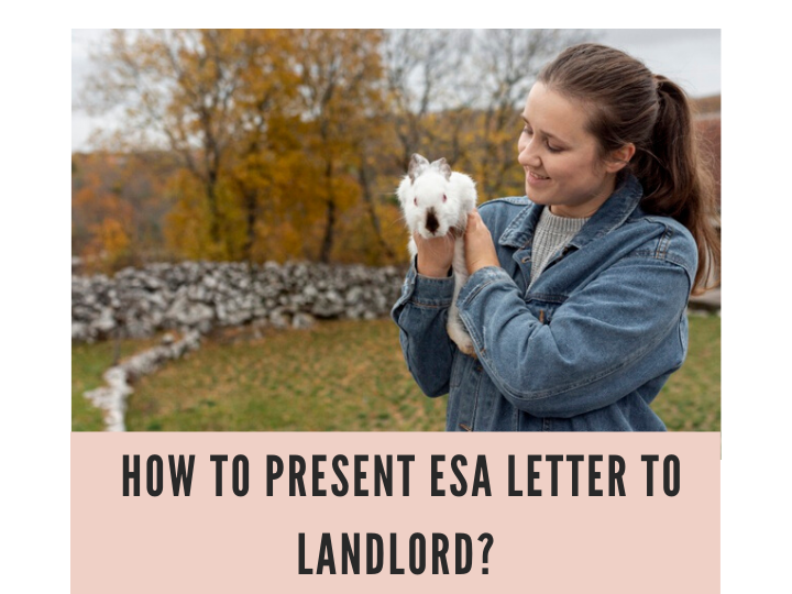 Make sure that the ESA letter contains all the required