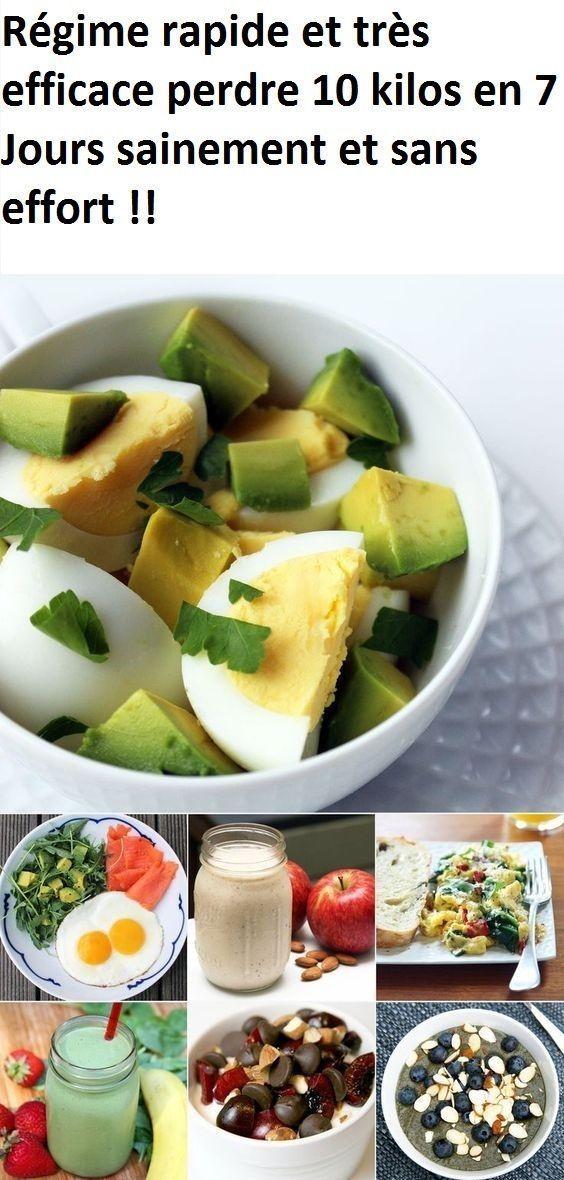 la recette soupe miracle-Perdre 10 kilos en 7 jours en