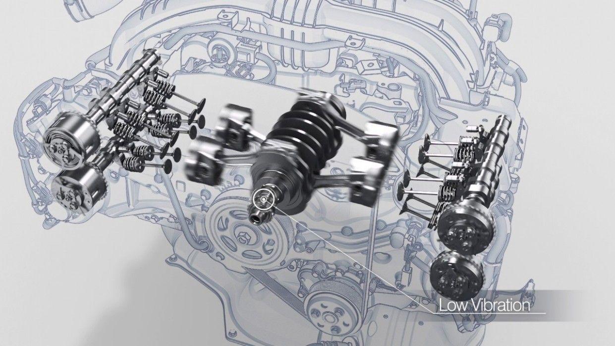 Subaru Engine Diagram MalaysiaPinterest