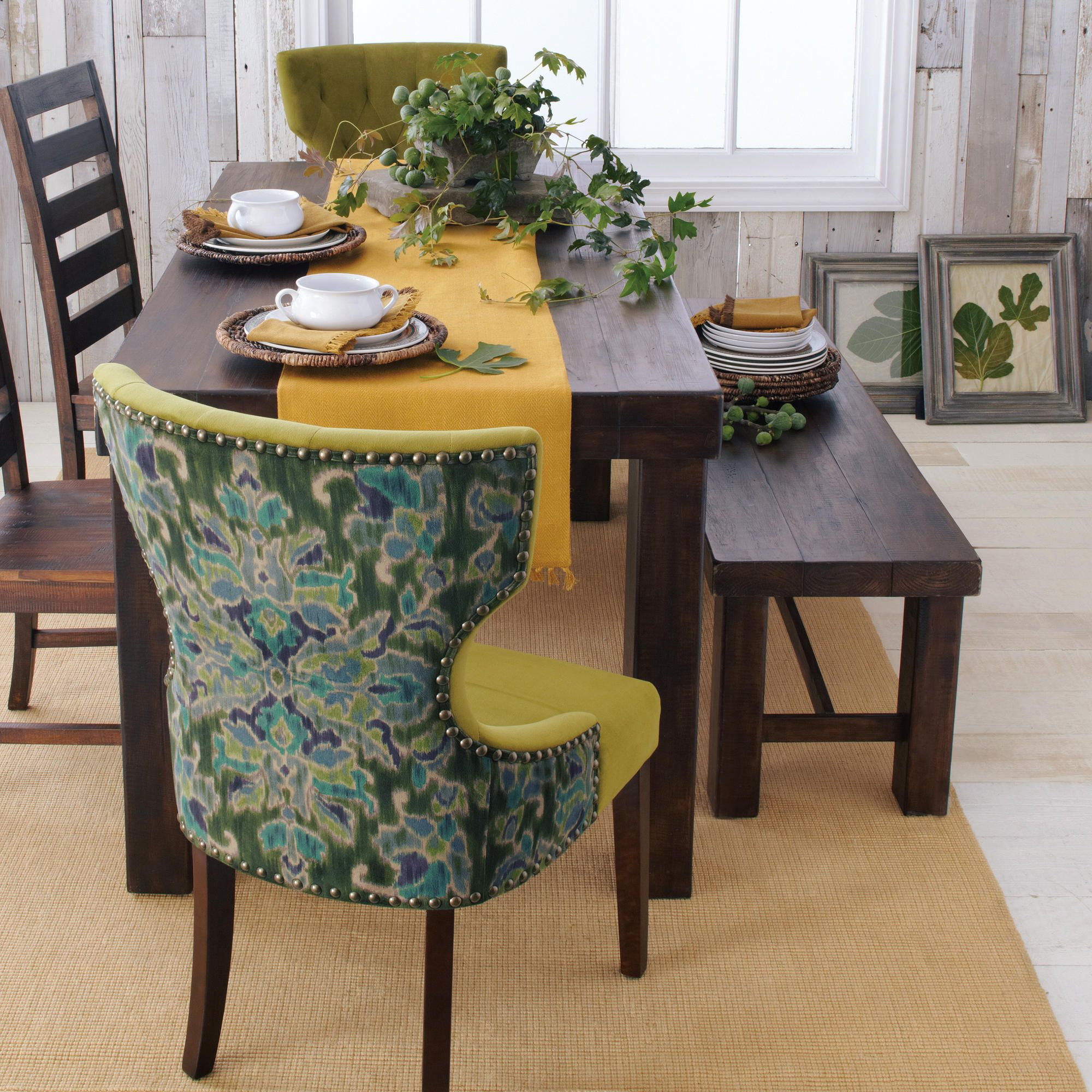 francine dining table world market 25 off through 11 27 could buy the table bench and two. Black Bedroom Furniture Sets. Home Design Ideas