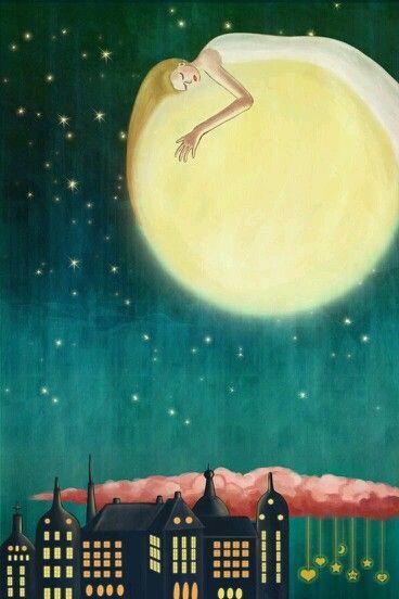 Luna plena...