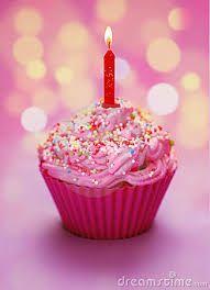 #happybirthday #birthday #bday #cupcake #pink