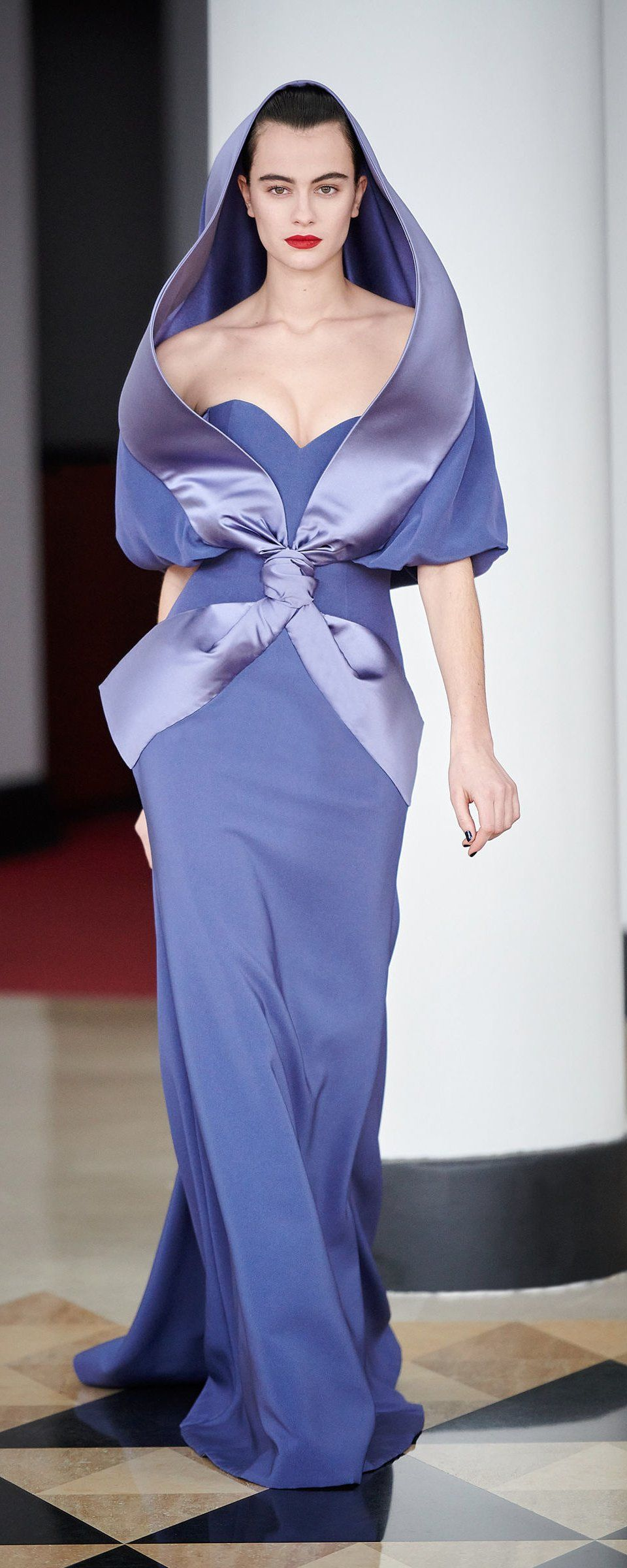 Alexis Mabille Spring-summer 2021 - Couture