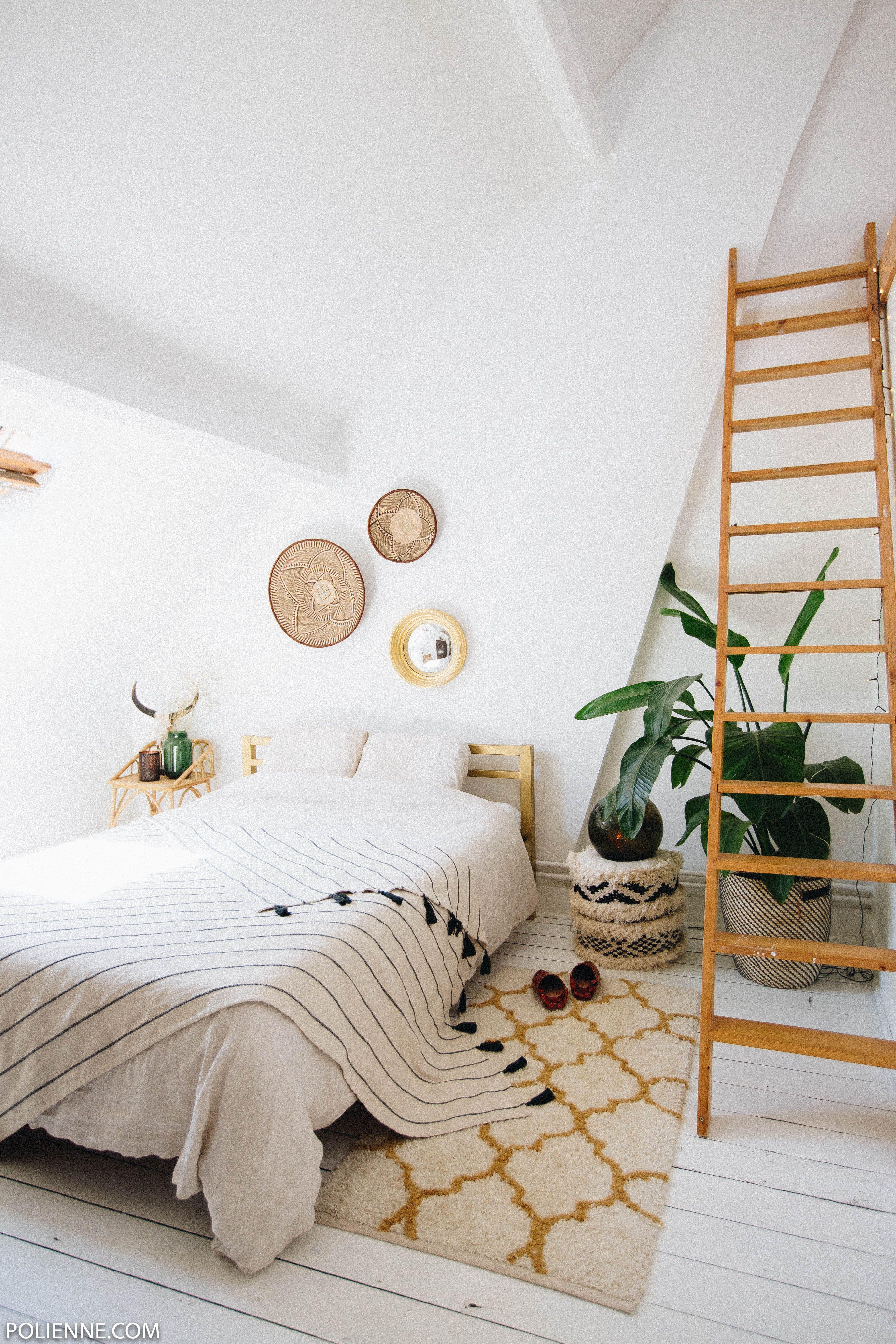Our Boho Bedroom Make Over Before & After  Polienne
