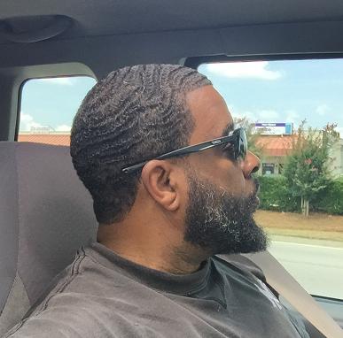 Philly Beard Hebrew Bread Zaqan 360 Waves Cuts Too Wavey Hair