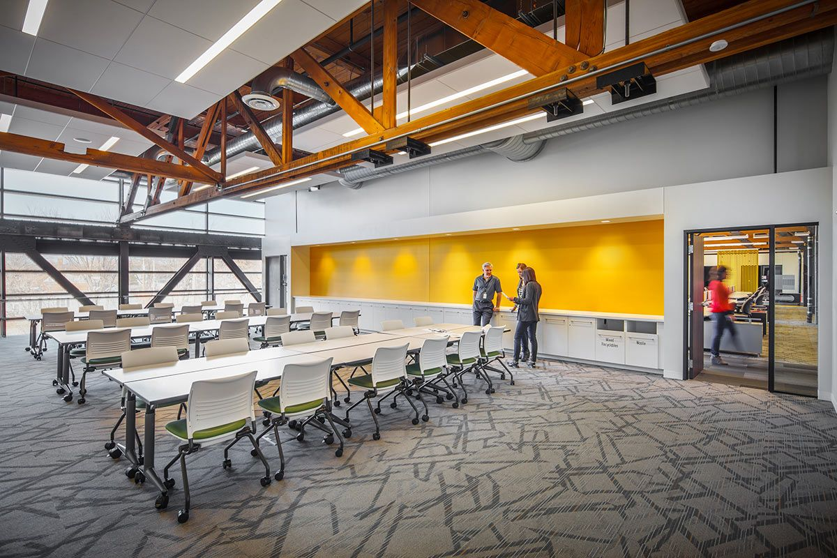 Johnson-Controls-HawleyRoad-Office-5-project-Room in 2019