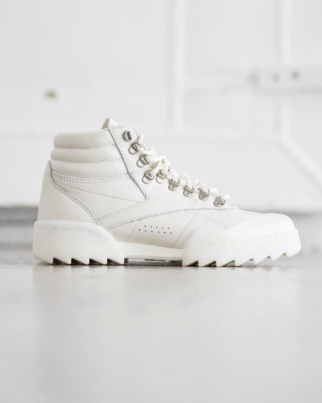 Gigi Hadid x Reebok Freestyle Hi Nova Ripple Gigi Hadid Shoes 70b856144fae4