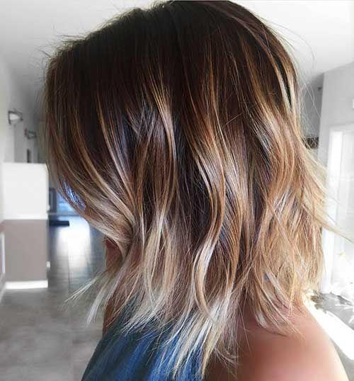 30+ Neueste Layered Haircut Pics für verführerische Styles #shortlayeredhaircuts