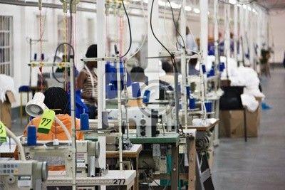 Papier Peint Usine Industrielle De Textile Studio For Industrial