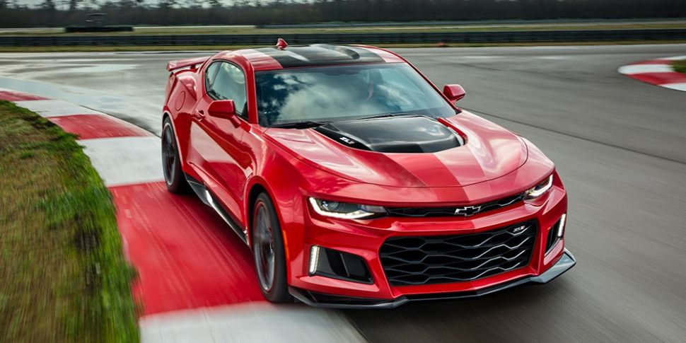 Five Ways 5 Chevrolet Camaro Zl5 Can Improve Your Business 5