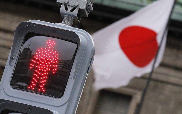 Japan S Economy Shrinks Again As Abenomics Stimulus