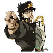 Jotaro Kujo Jojo Anime Jojos Bizarre Adventure Jotaro Jojo S Bizarre Adventure