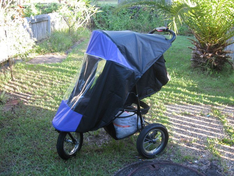 Make Your Own Stroller Rain Cover Could Choose To Use