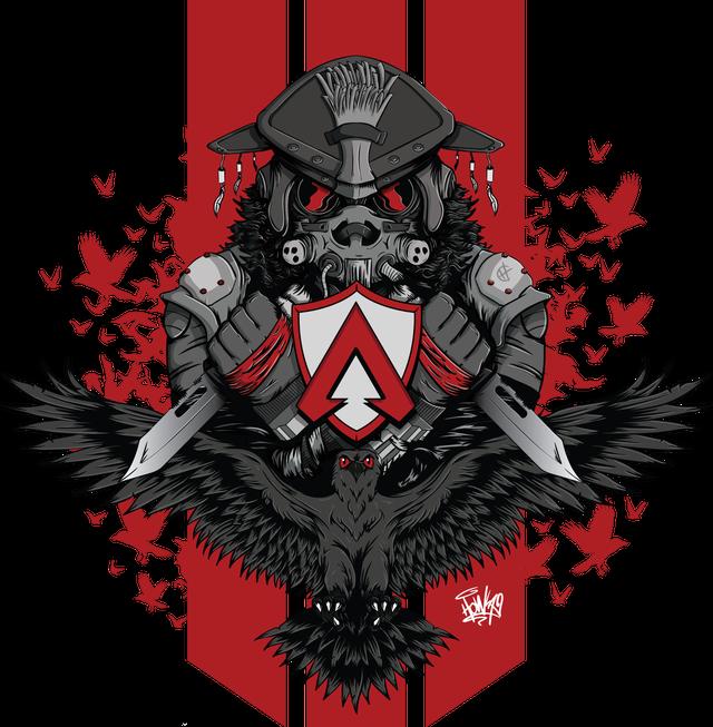 Bloodhound Illustration Apexlegends Crypto Apex Legends Apex Legend