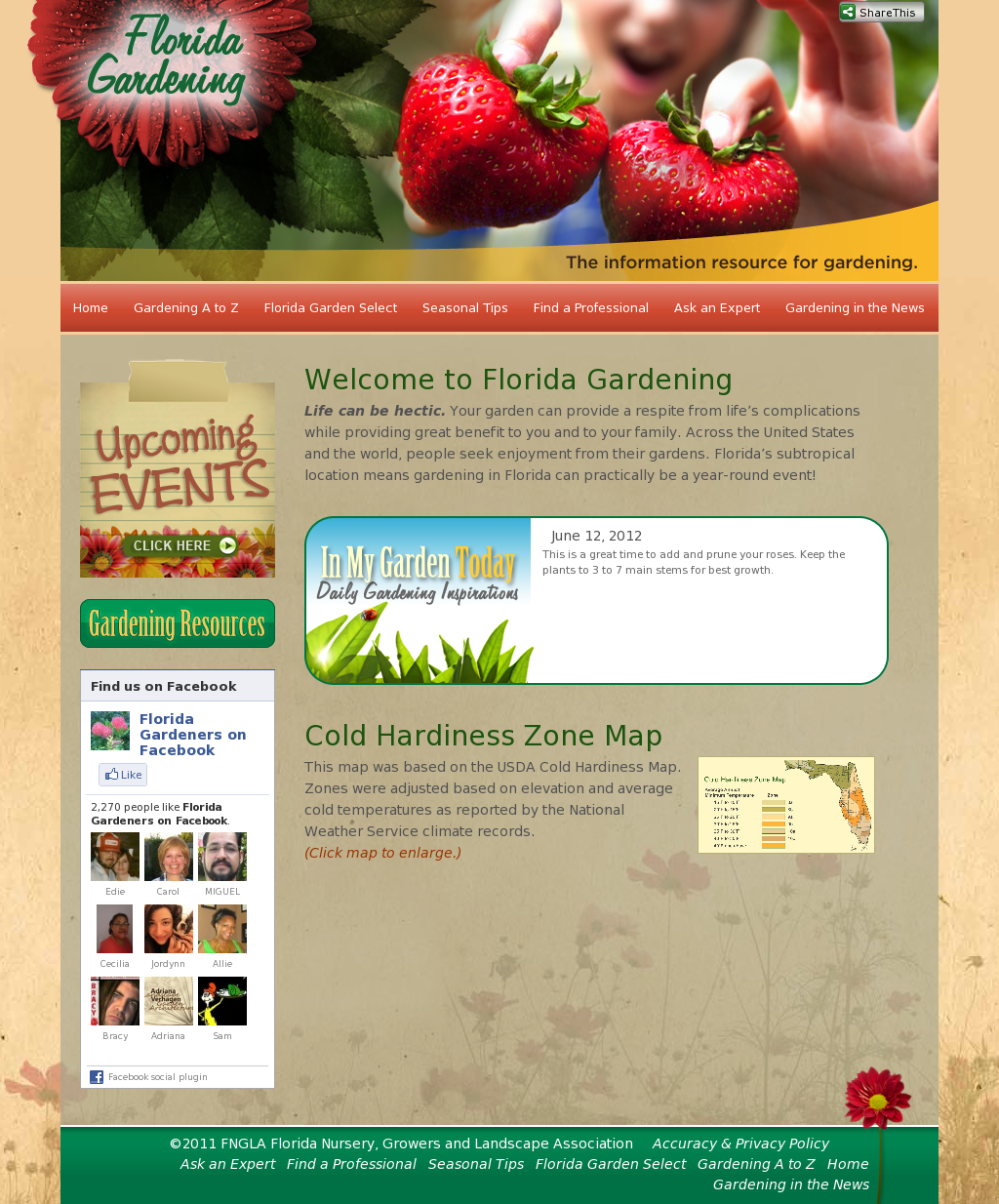 Perfect Bookmark This Resource For All Your Florida Gardening Questions. Share It  With Friends And Neighbors