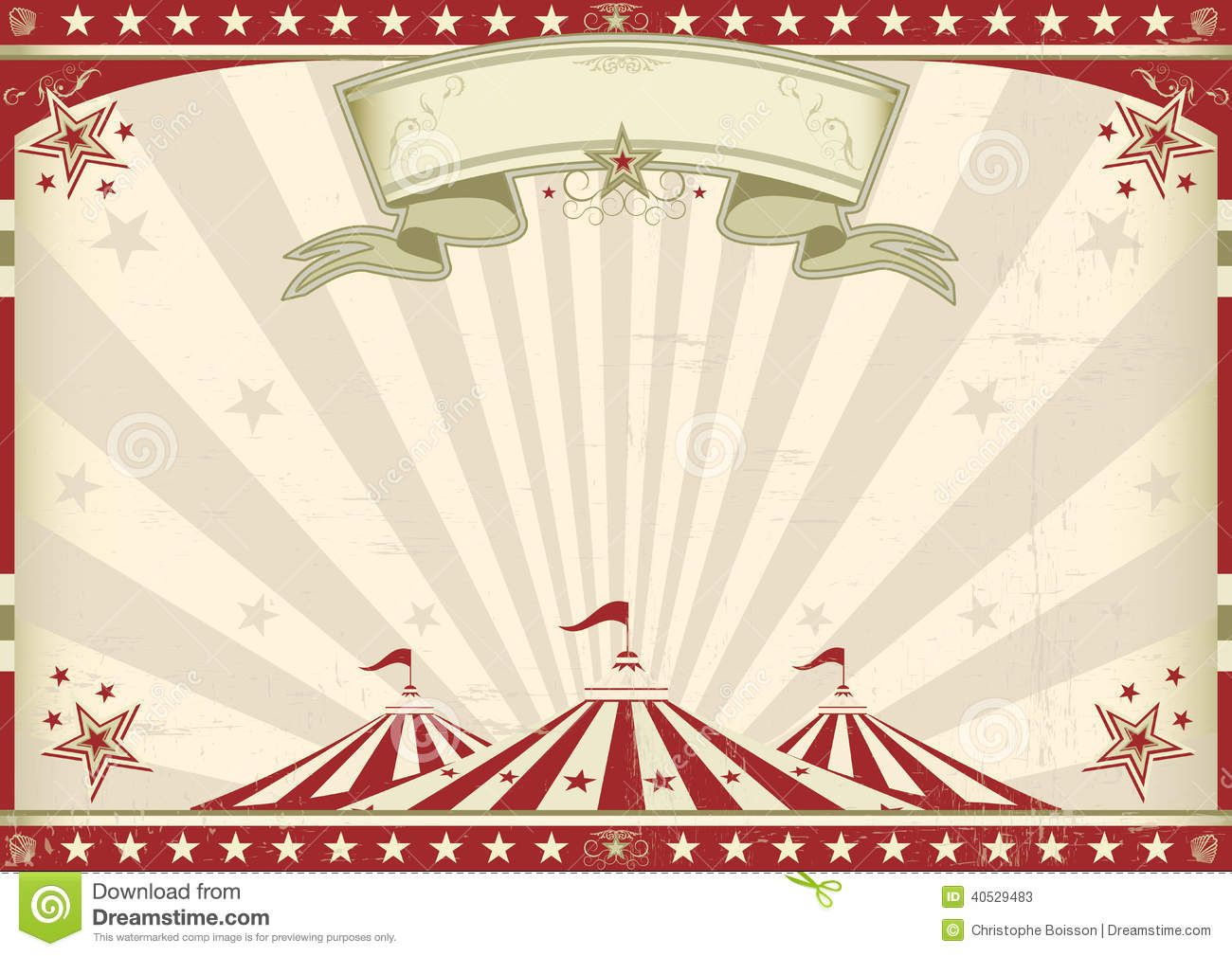 Horizontal Vintage Circus Vintage Circus Vintage Posters Circus Background