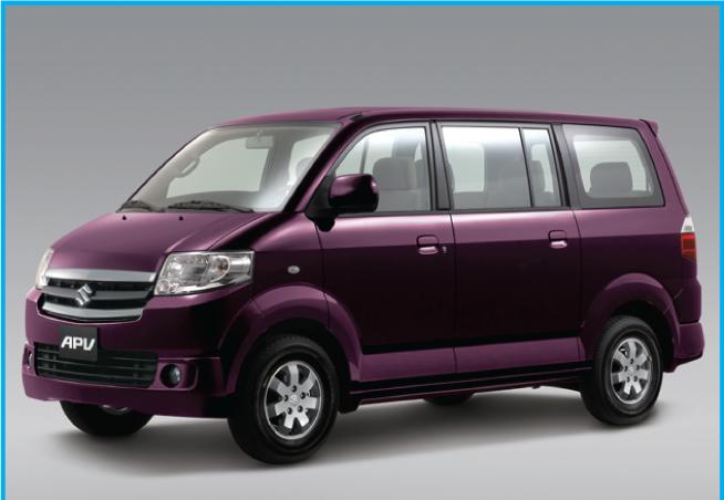 Suzuki Apv Type Ii Love The Purple Suzuki Car Rental Company Sports Cars Luxury