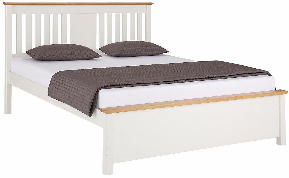 Home affaire Bett »Devi« Jetzt bestellen unter   moebel - schlafzimmer kiefer massiv